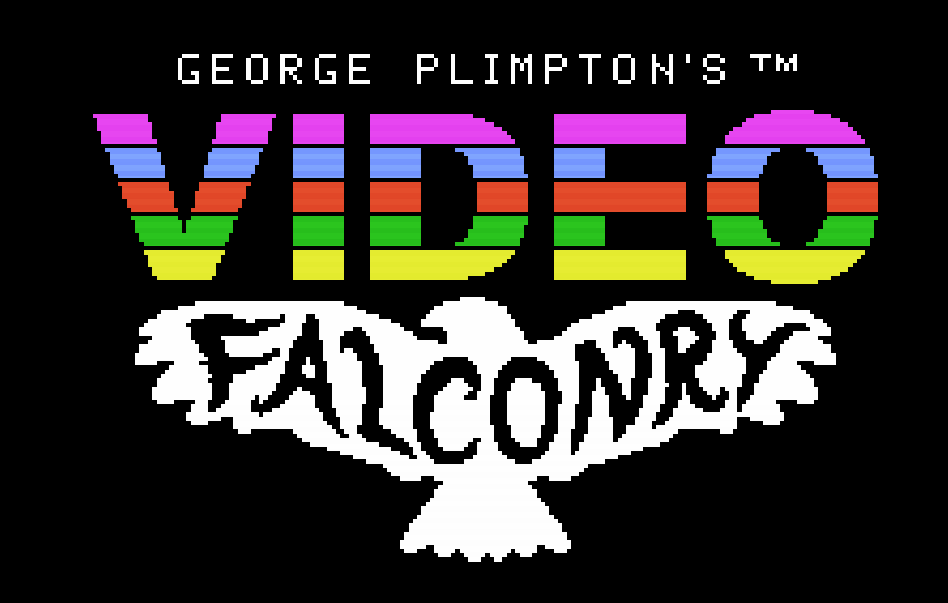 George Plimpton's Video Falconry