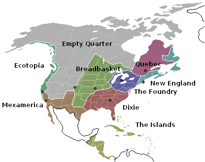 The Nine Nations