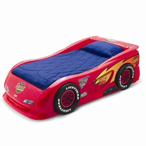 racecar bed